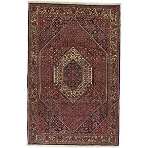 3' 9 x 5' 9 Bidjar Persian Rug