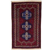 Link to 4' x 6' 4 Balouch Persian Rug