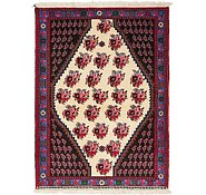 Link to 3' 8 x 4' 10 Shahrbaft Persian Rug