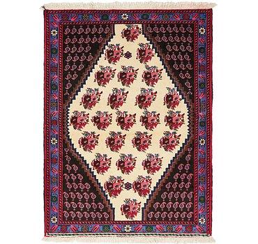 112x147 Shahrbaft Rug