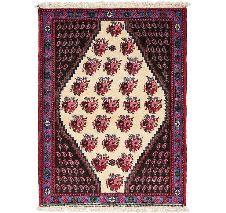 3' 8 x 4' 10 Shahrbaft Persian Rug