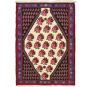Link to 3' 7 x 4' 11 Shahrbaft Persian Rug