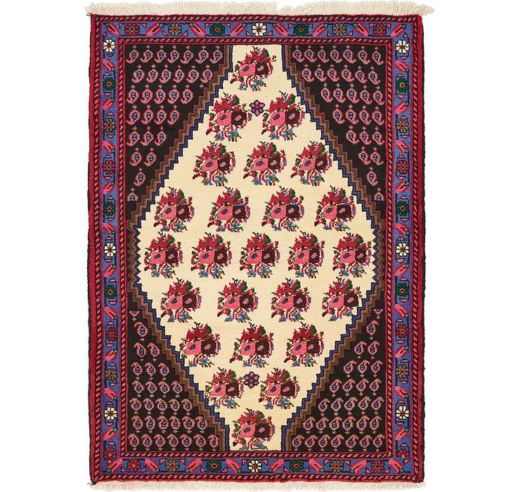 3' 7 x 4' 11 Shahrbaft Persian Rug
