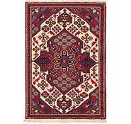 Link to 3' 4 x 4' 11 Saveh Persian Rug