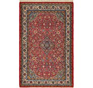 Link to 4' 5 x 6' 11 Sarough Persian Rug