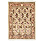Link to 4' 6 x 6' 5 Sarough Persian Rug
