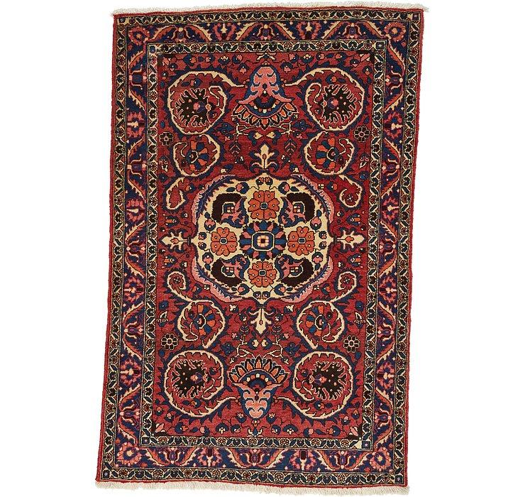 4' 4 x 6' 8 Bakhtiar Persian Rug