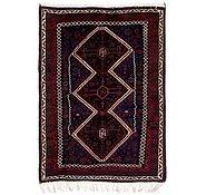 Link to 4' 6 x 6' 3 Kelardasht Persian Rug