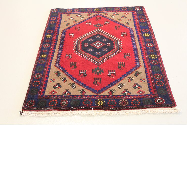 115cm x 150cm Kelardasht Persian Rug