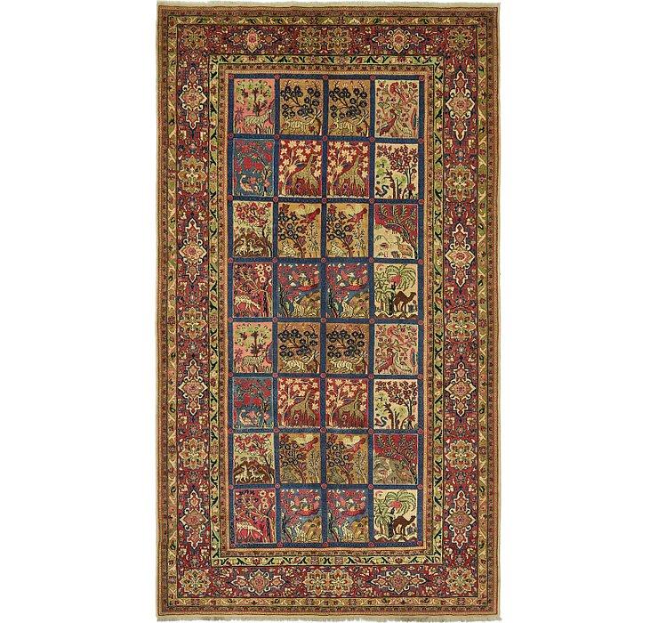 6' 10 x 12' Bakhtiar Persian Rug