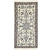 Link to 2' 2 x 4' 3 Nain Persian Rug