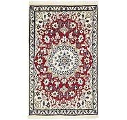 Link to 85cm x 140cm Nain Persian Rug