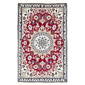 Unique Loom 2' 10 x 4' 7 Nain Persian Rug