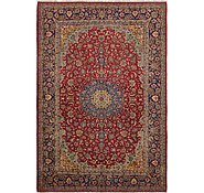 Link to 9' 10 x 14' 3 Isfahan Persian Rug