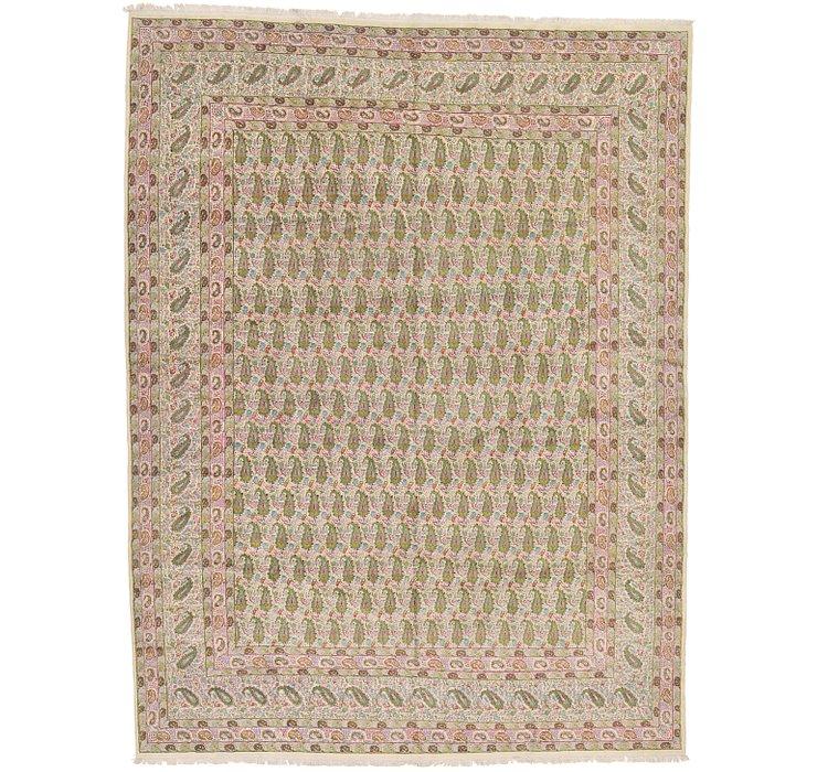 13' x 17' 2 Kerman Persian Rug