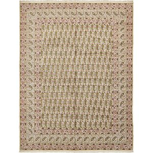 HandKnotted 12' 10 x 17' Mood Persian Rug