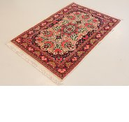 Link to 3' 6 x 5' 1 Sarough Persian Rug