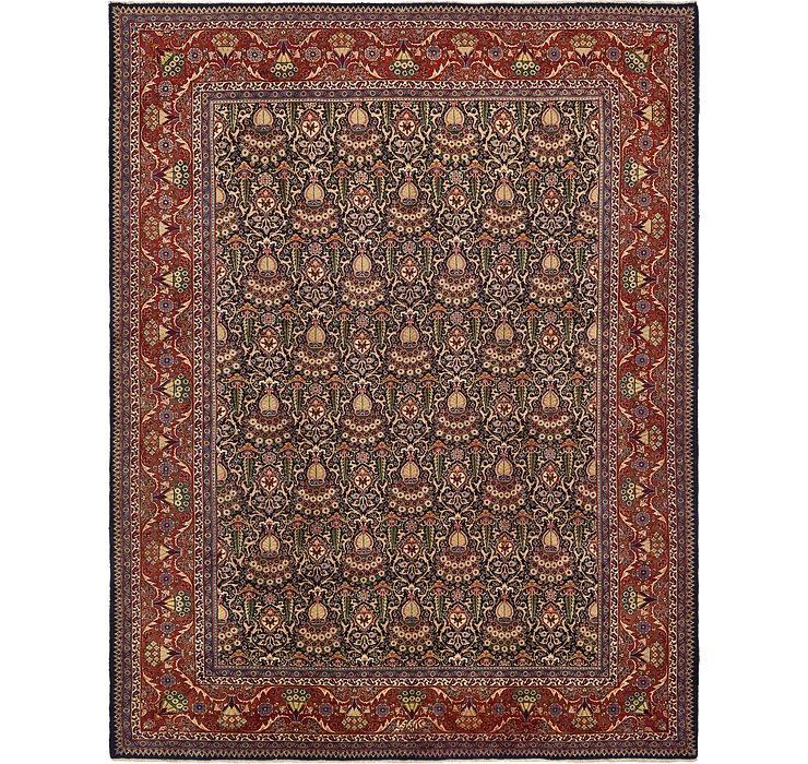 10' 5 x 13' 5 Kashmar Persian Rug