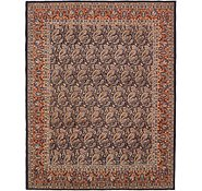 Link to 9' 10 x 12' 2 Kashmar Persian Rug
