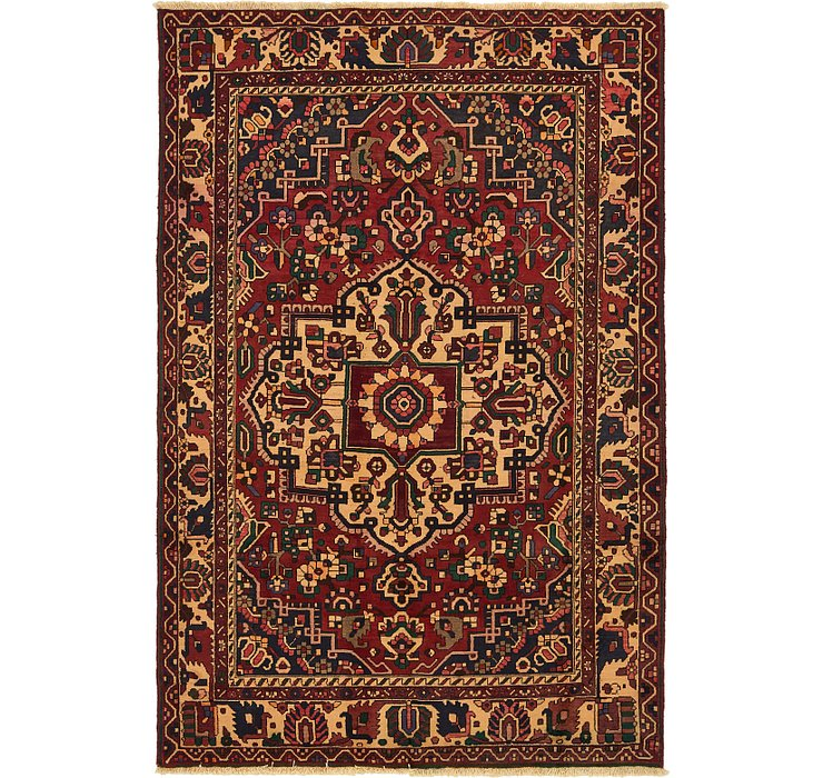 208cm x 310cm Bakhtiar Persian Rug
