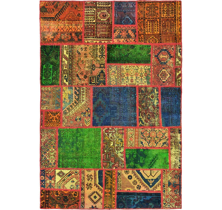 5' 2 x 7' 7 Ultra Vintage Persian Rug