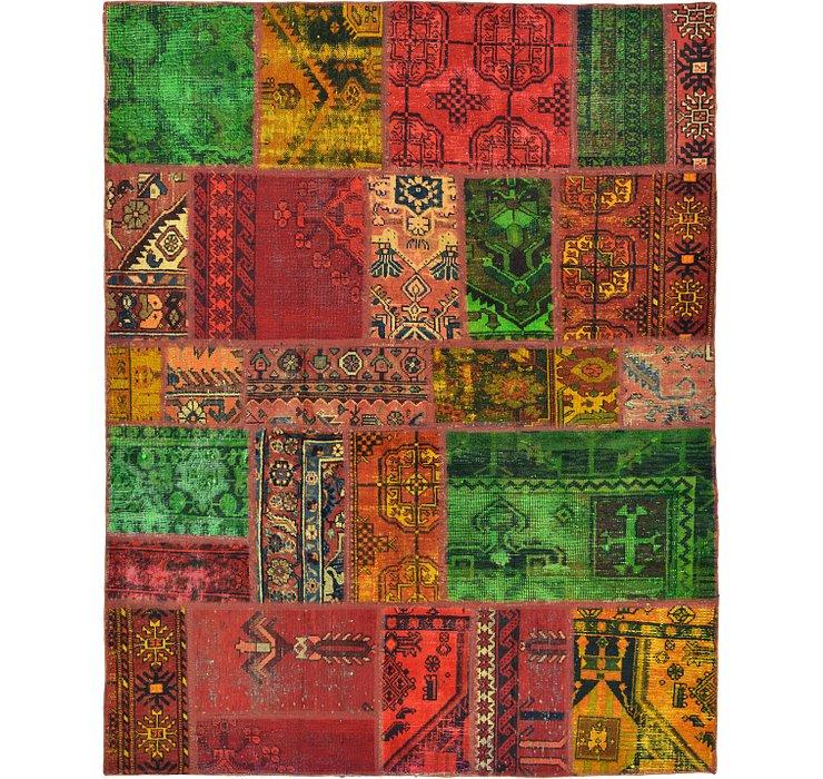 5' 5 x 6' 9 Ultra Vintage Persian Rug