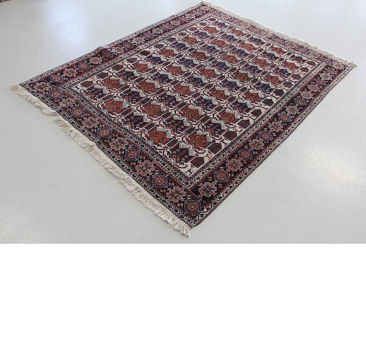 4' 11 x 6' 5 Bakhtiar Persian Rug