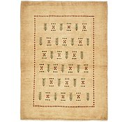 Link to 3' 7 x 5' Kashkuli Gabbeh Persian Rug