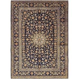 10' x 13' 8 Kashan Persian Rug