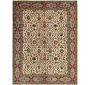 Link to 9' 8 x 12' 5 Tabriz Persian Rug