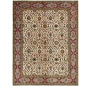 Link to 9' 8 x 12' 5 Tabriz Persian Rug