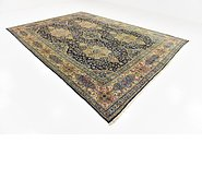 Link to 10' 2 x 12' 10 Kashan Persian Rug