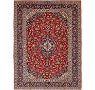 Link to 10' 2 x 13' 3 Kashan Persian Rug