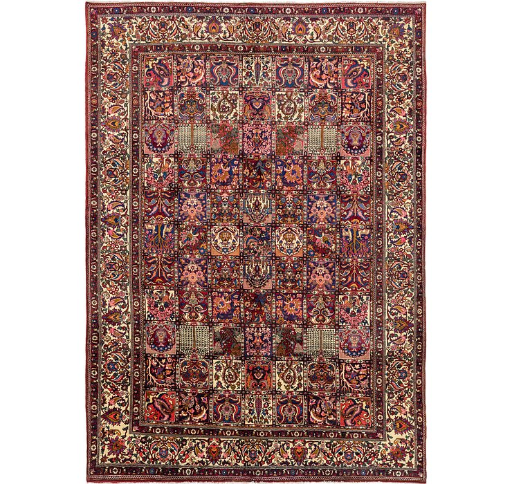 10' x 14' Bakhtiar Persian Rug