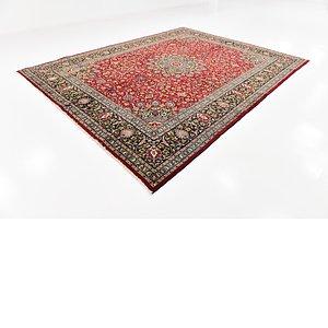 297cm x 385cm Mashad Persian Rug