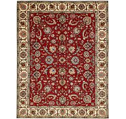 Link to 9' 6 x 12' 3 Tabriz Persian Rug