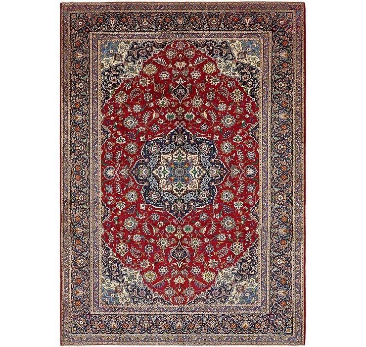 10' 5 x 14' 7 Kashan Persian Rug