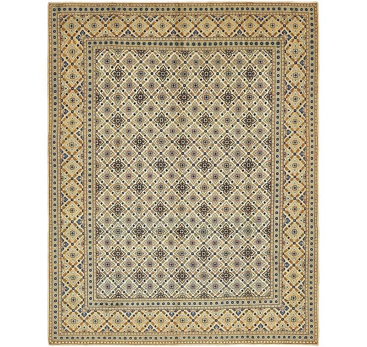 9' 10 x 12' 5 Kashan Persian Rug