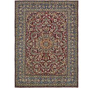 Link to 8' 2 x 11' Yazd Persian Rug