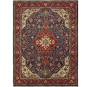 Link to 8' 2 x 11' Tabriz Persian Rug