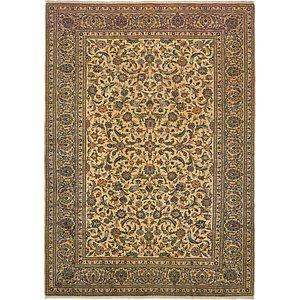 8' 6 x 11' 10 Kashan Persian Rug