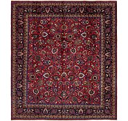 Link to 10' 3 x 11' 6 Mashad Persian Rug