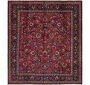 Link to 10' 3 x 11' 6 Mashad Persian Rug