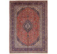 Link to 9' 8 x 13' 6 Kashan Persian Rug