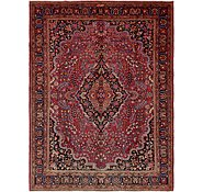 Link to 10' 2 x 13' 5 Mashad Persian Rug