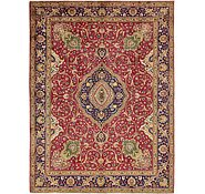 Link to 9' 8 x 12' 9 Tabriz Persian Rug