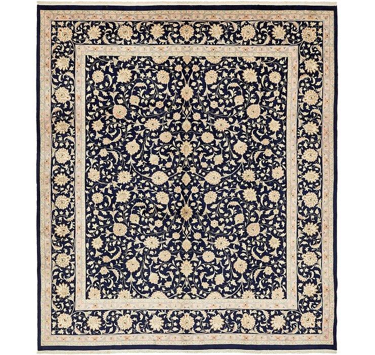 10' 9 x 12' 6 Kashan Persian Rug