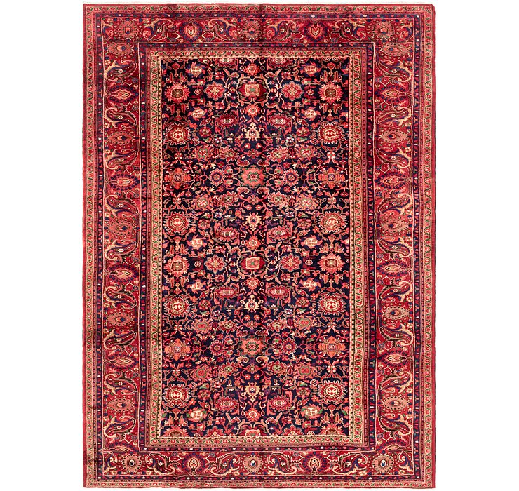 267cm x 365cm Nanaj Persian Rug