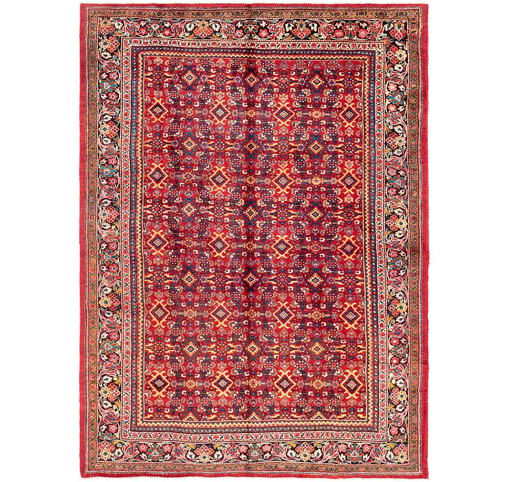 275cm x 370cm Farahan Persian Rug