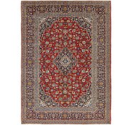 Link to 9' 2 x 12' 8 Kashan Persian Rug
